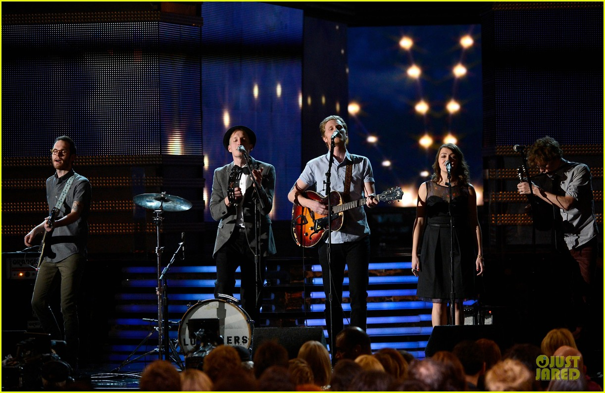 the lumineers grammys 2013 performance watch now 042809571