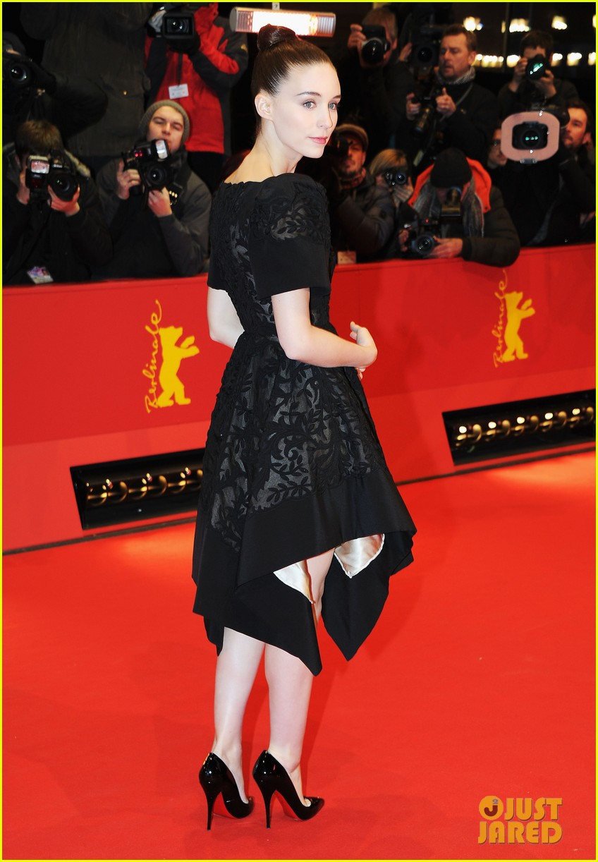 rooney mara jude law side effects berlin premiere 012810736