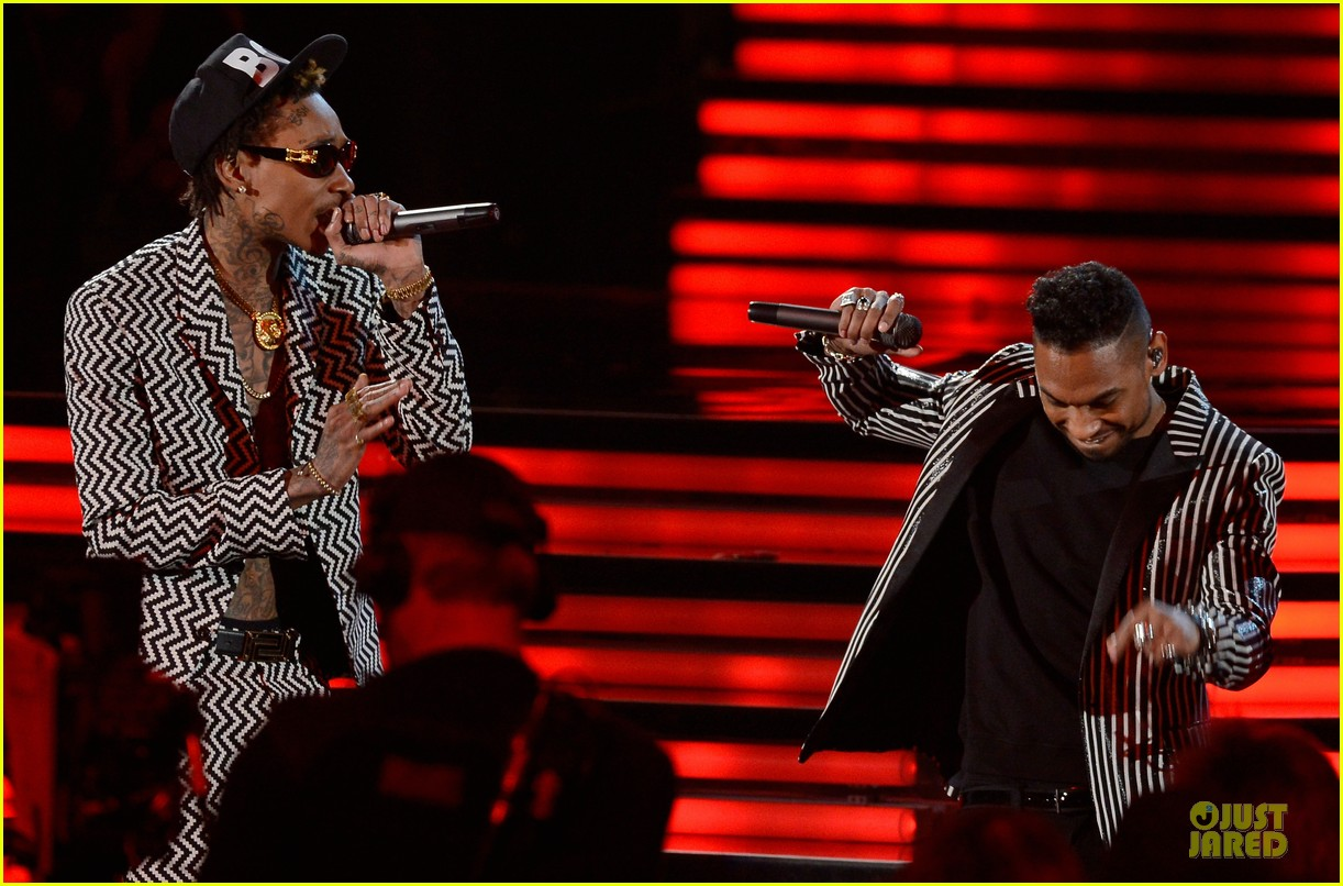 miguel wiz khalifa grammys 2013 performance watch now 08