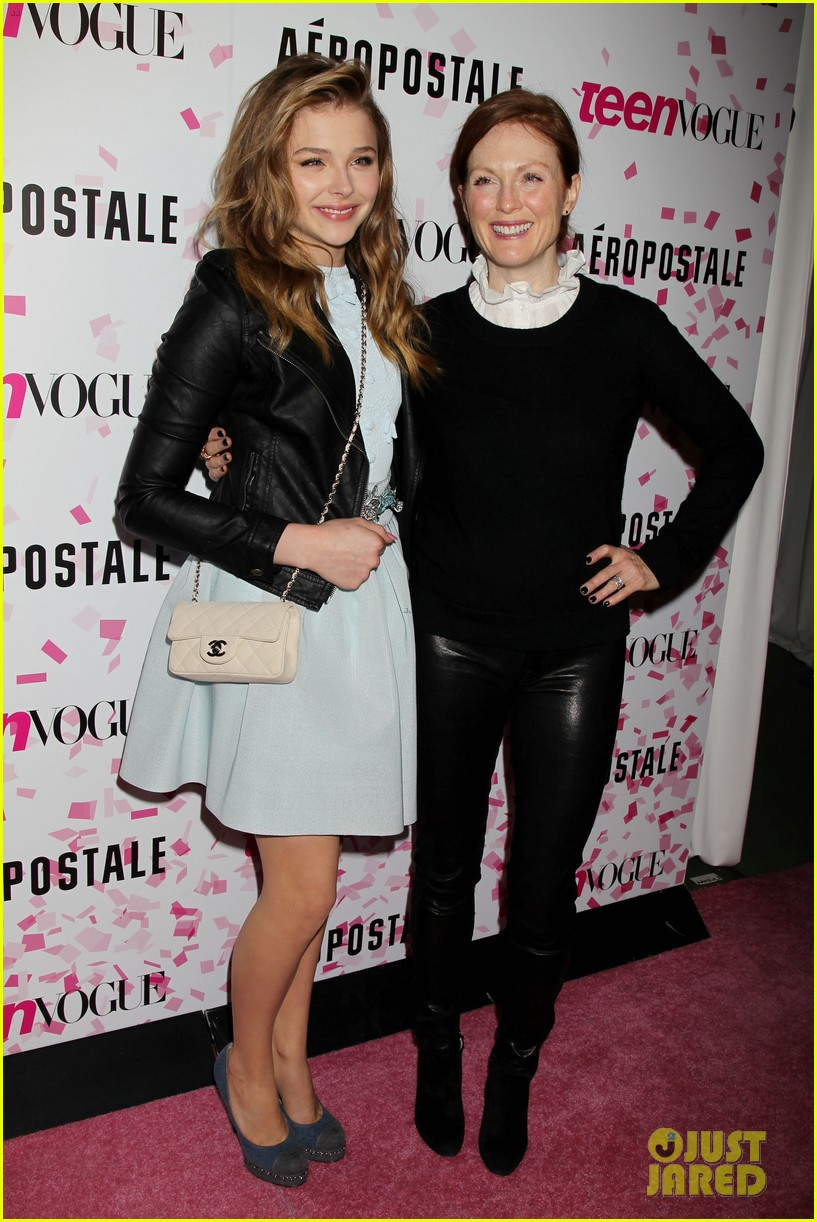chloe moretz sweet 16 birthday bash with julianne moore 012806945