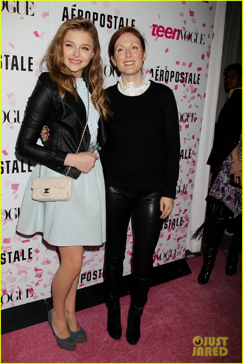 chloe moretz sweet 16 birthday bash with julianne moore 12