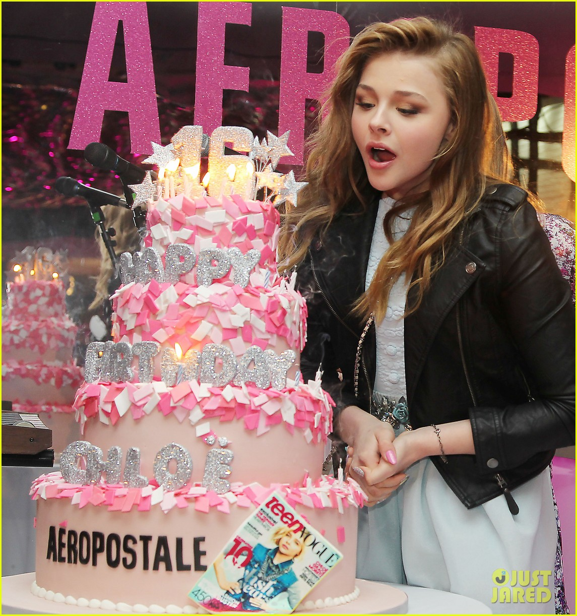 chloe moretz sweet 16 birthday bash with julianne moore 242806968
