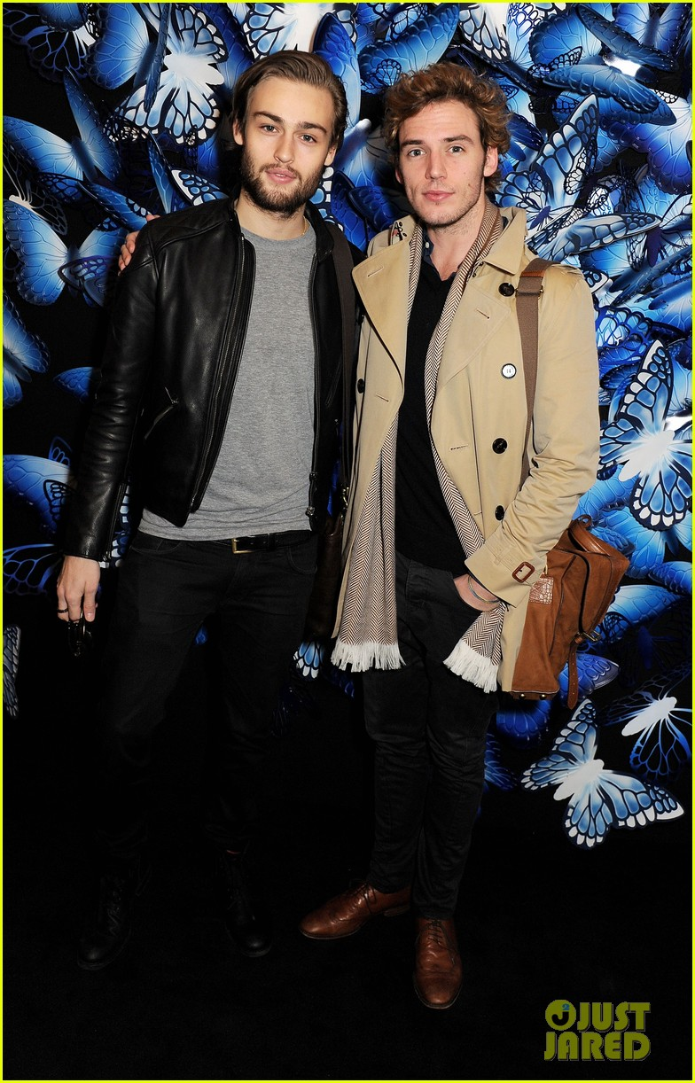 lana del rey sam claflin mulberry fashion show 13