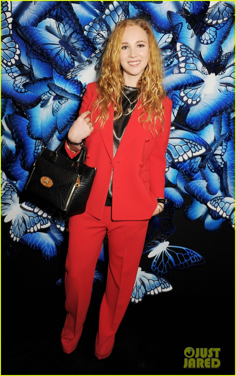 lana del rey sam claflin mulberry fashion show 21