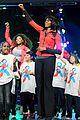 michelle obama school exercise program with jordin sparks 13