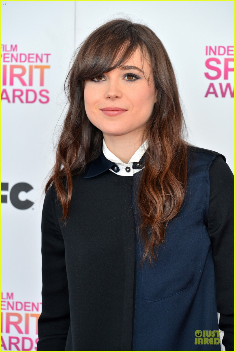ellen page linda cardellini independent spirit awards 2013 02