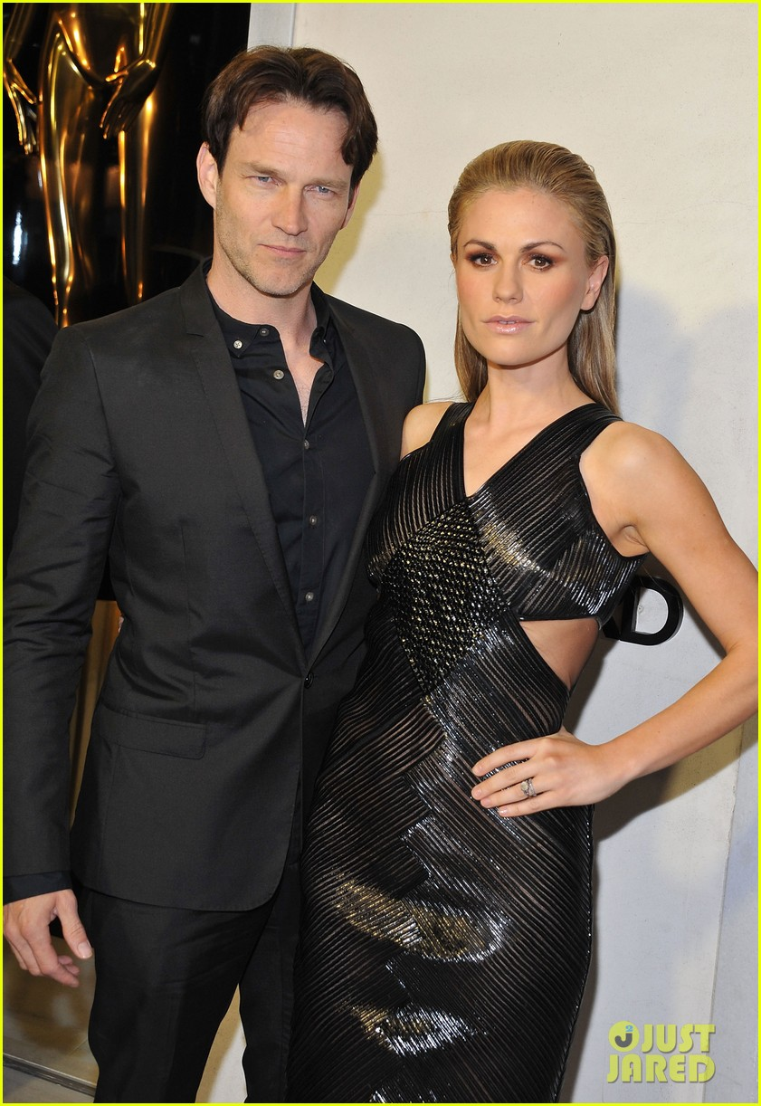 anna paquin stephen moyer tom ford cocktail party 02