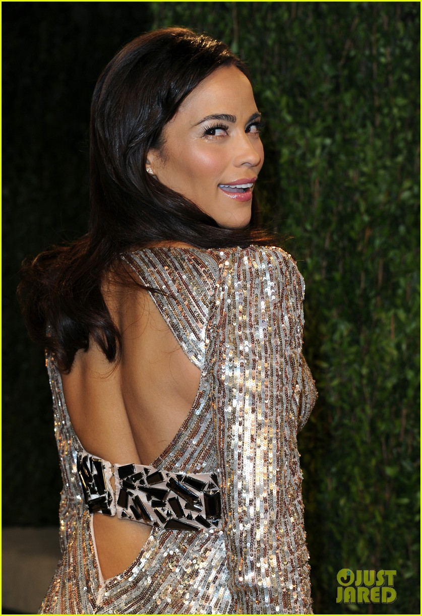 paula patton robin thicke vanity fair oscars party 02