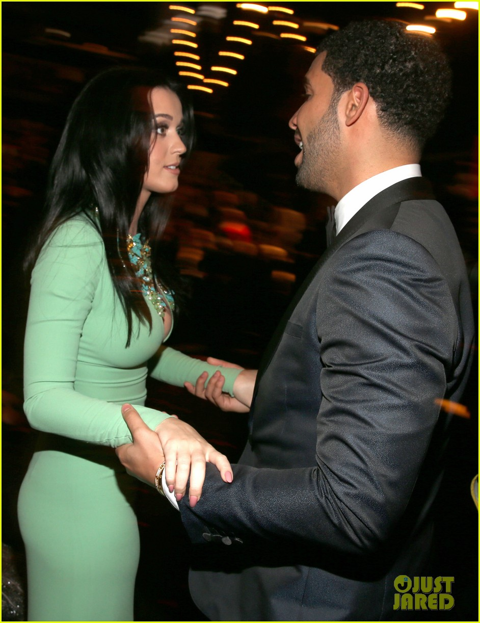 katy perry john mayer grammys 2013 seatmates pics 132809628