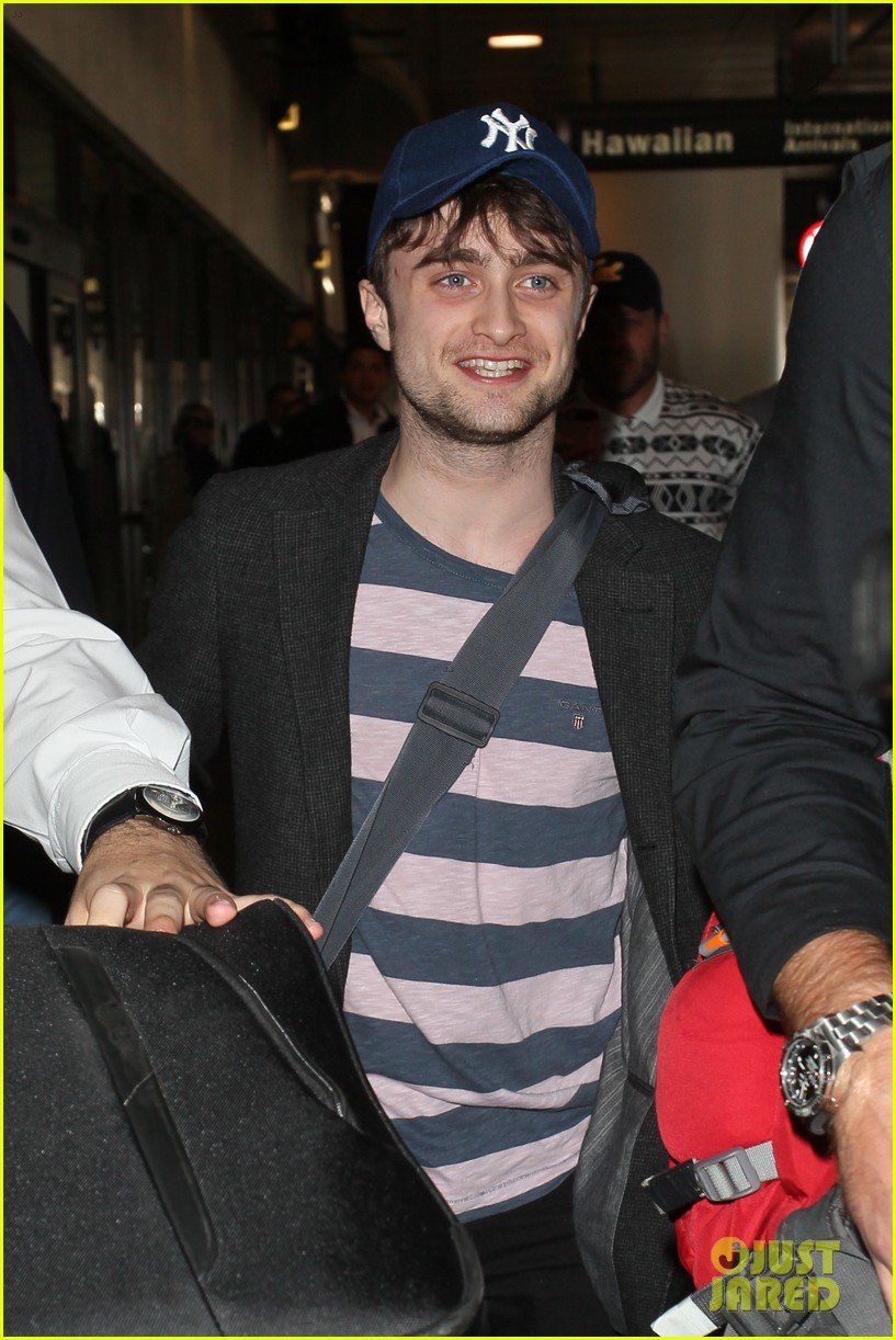 daniel radcliffe new york yankees fan 04