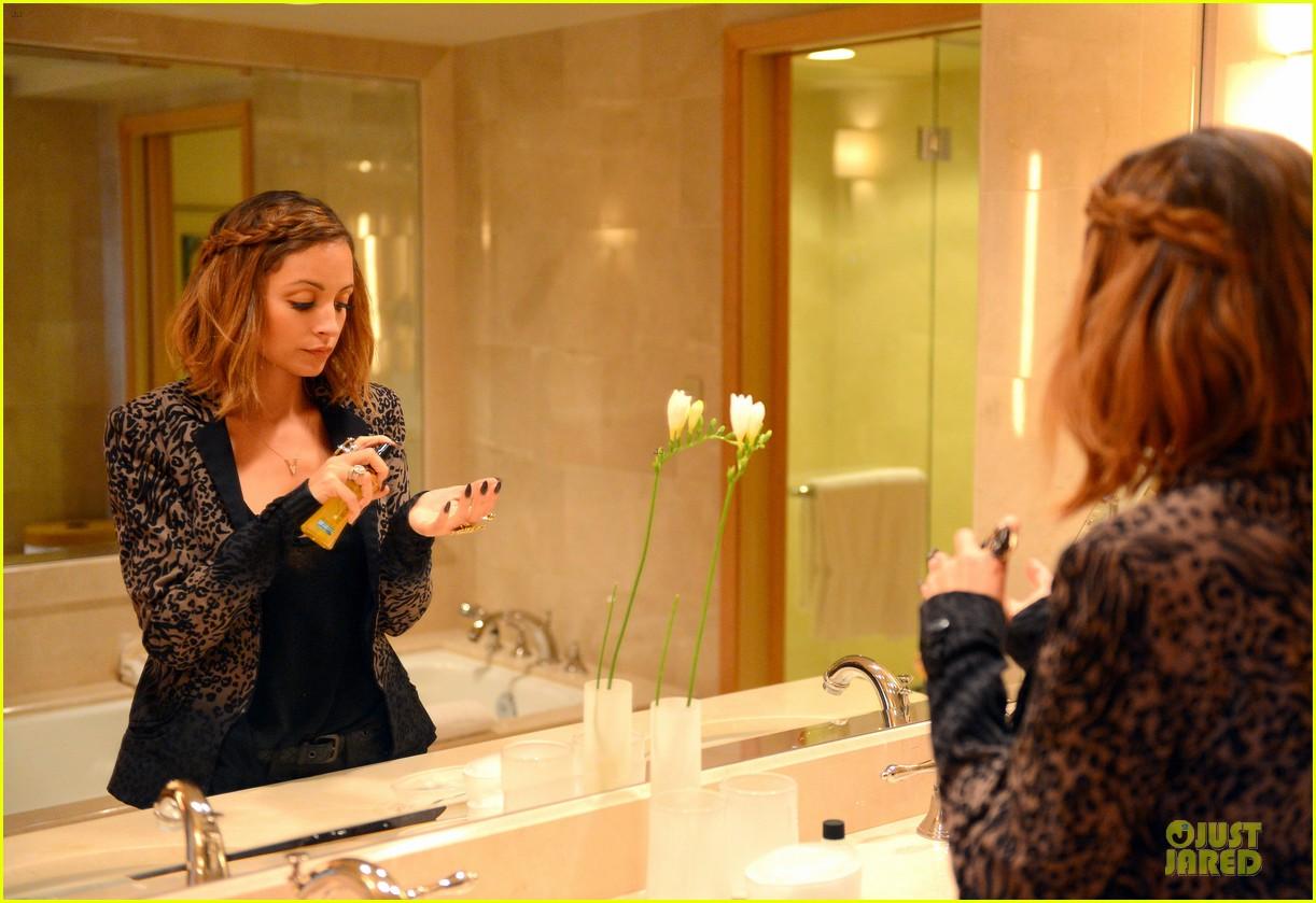 nicole richie fashion star interview 032822175