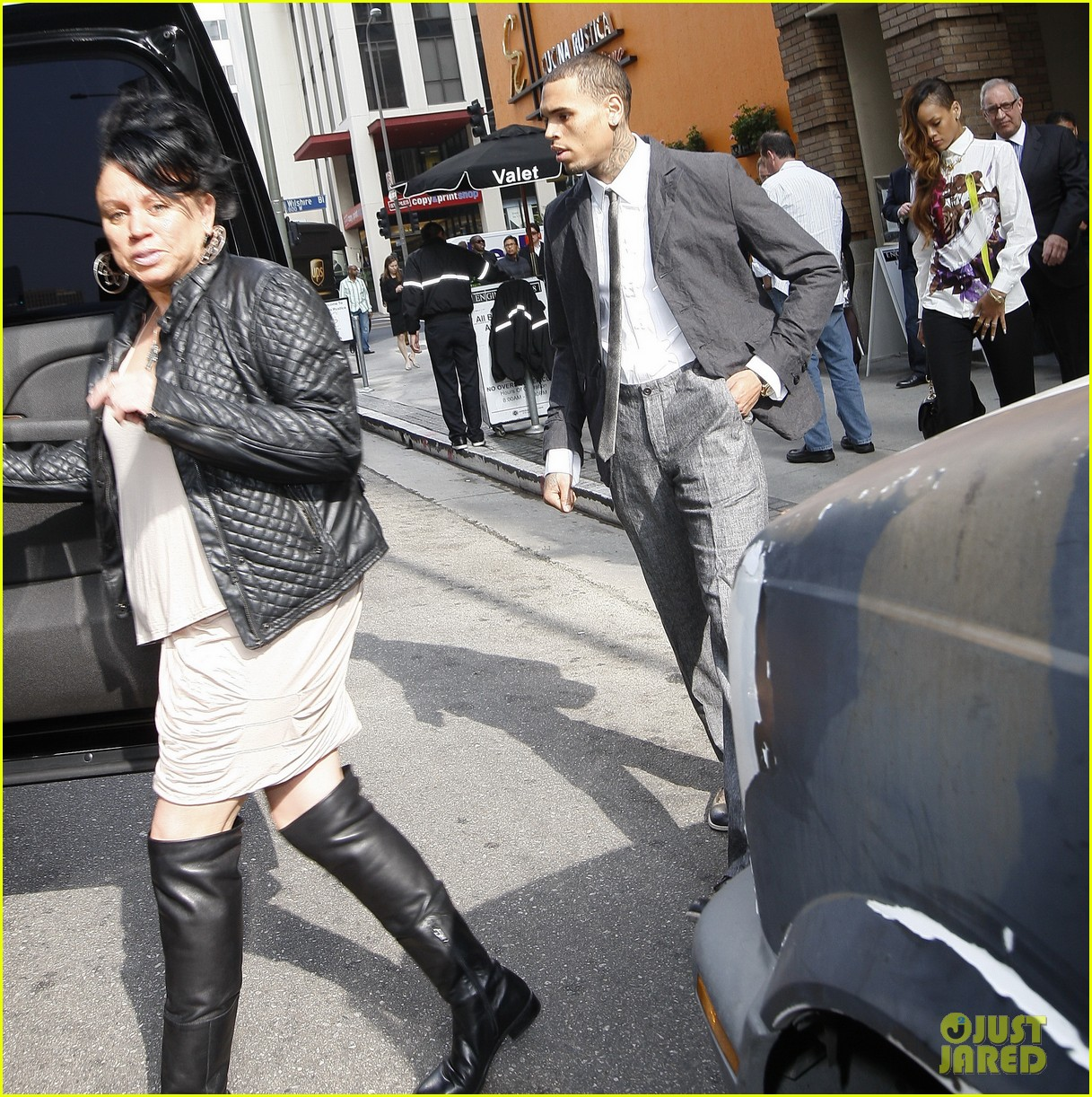 rihanna chris brown court appearance together 192805906
