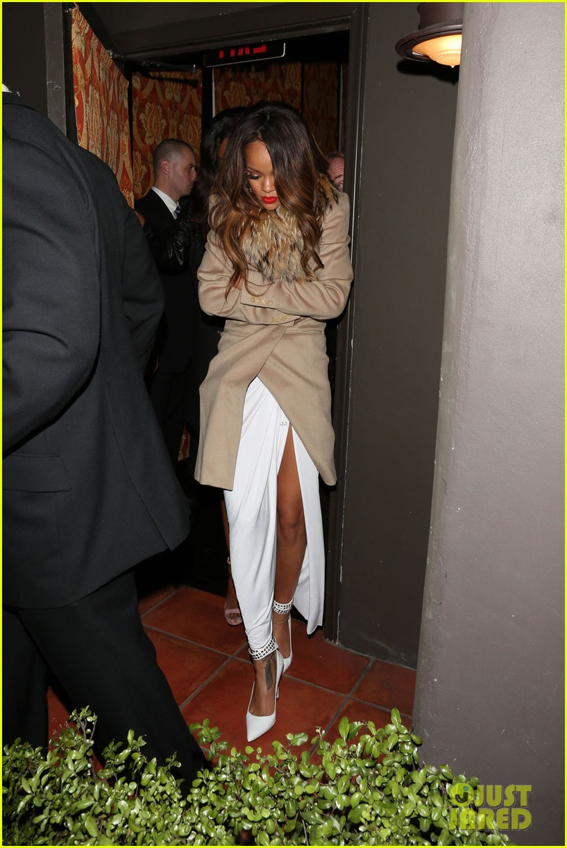 rihanna island def jam 2013 grammy after party 012809888