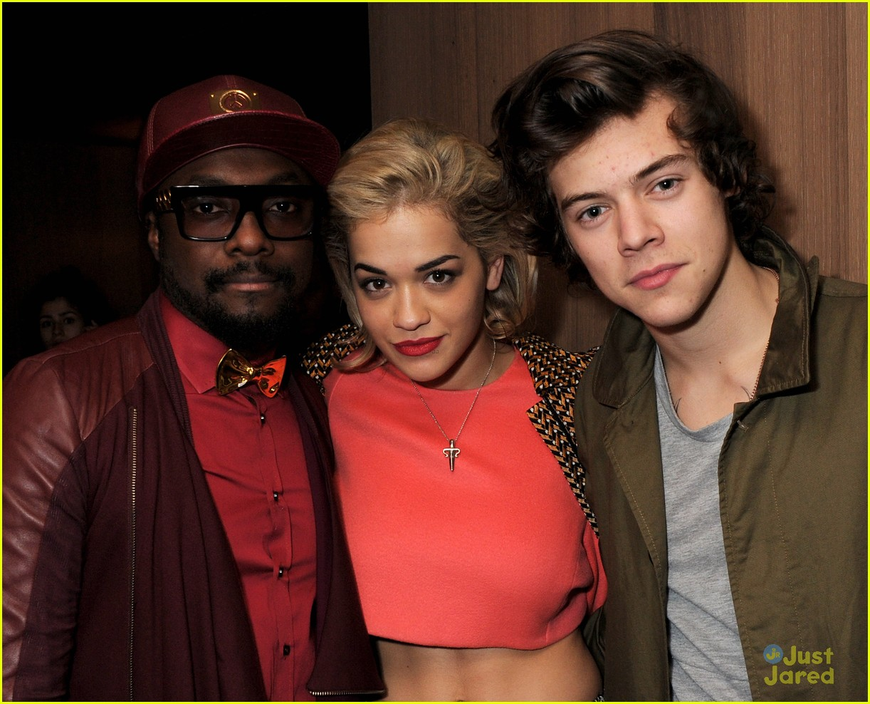 rita ora harry styles dazed confused party goers 02