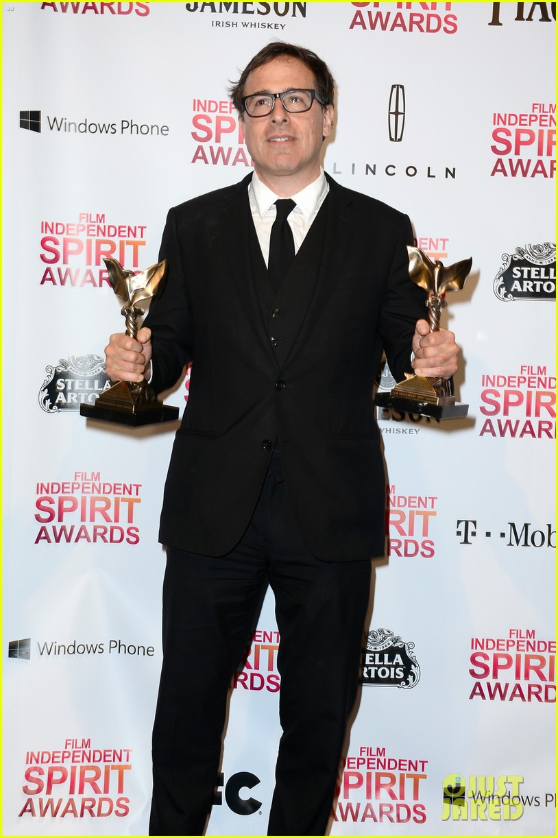 david o russell double winner at spirit awards 2013 05