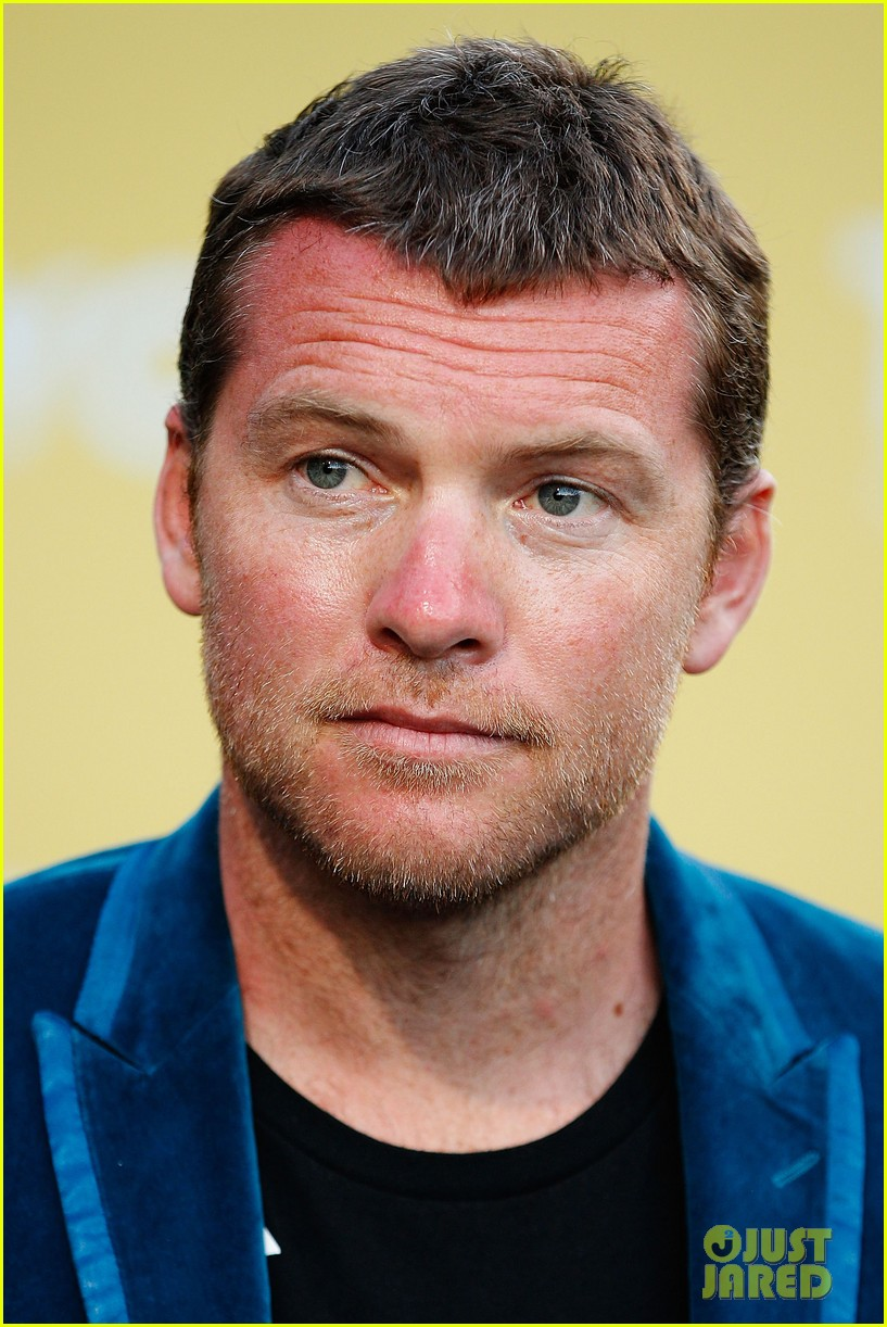 sam worthington tropfest film festival judge 142814382