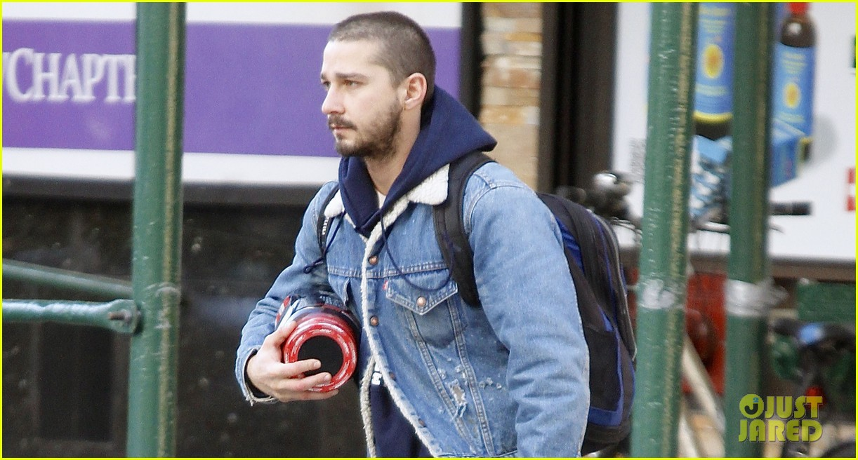 shia labeouf acid trip charlie countryman director weight in 03