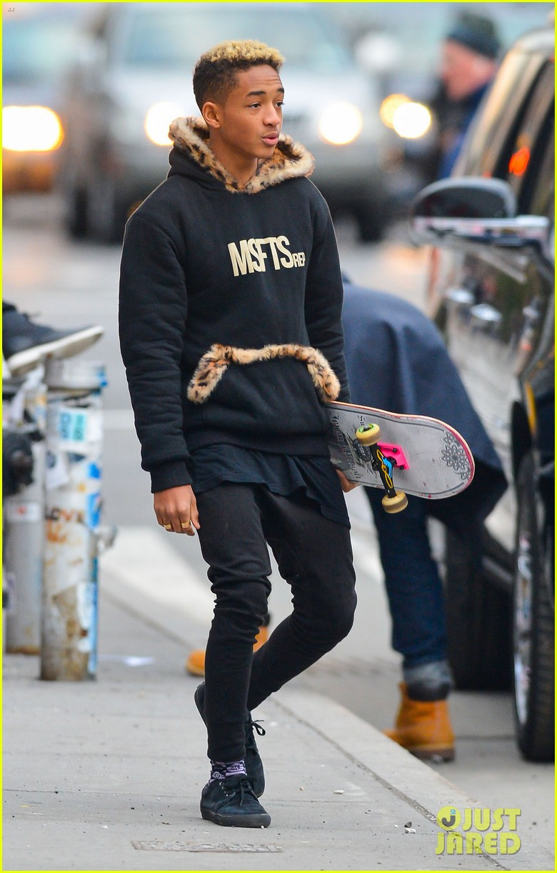 willow jaden smith video shoot in new york 02