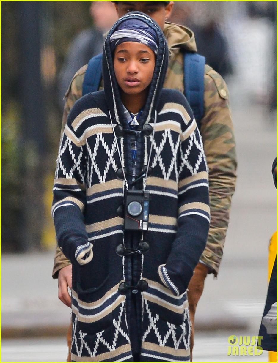 willow jaden smith video shoot in new york 032820966