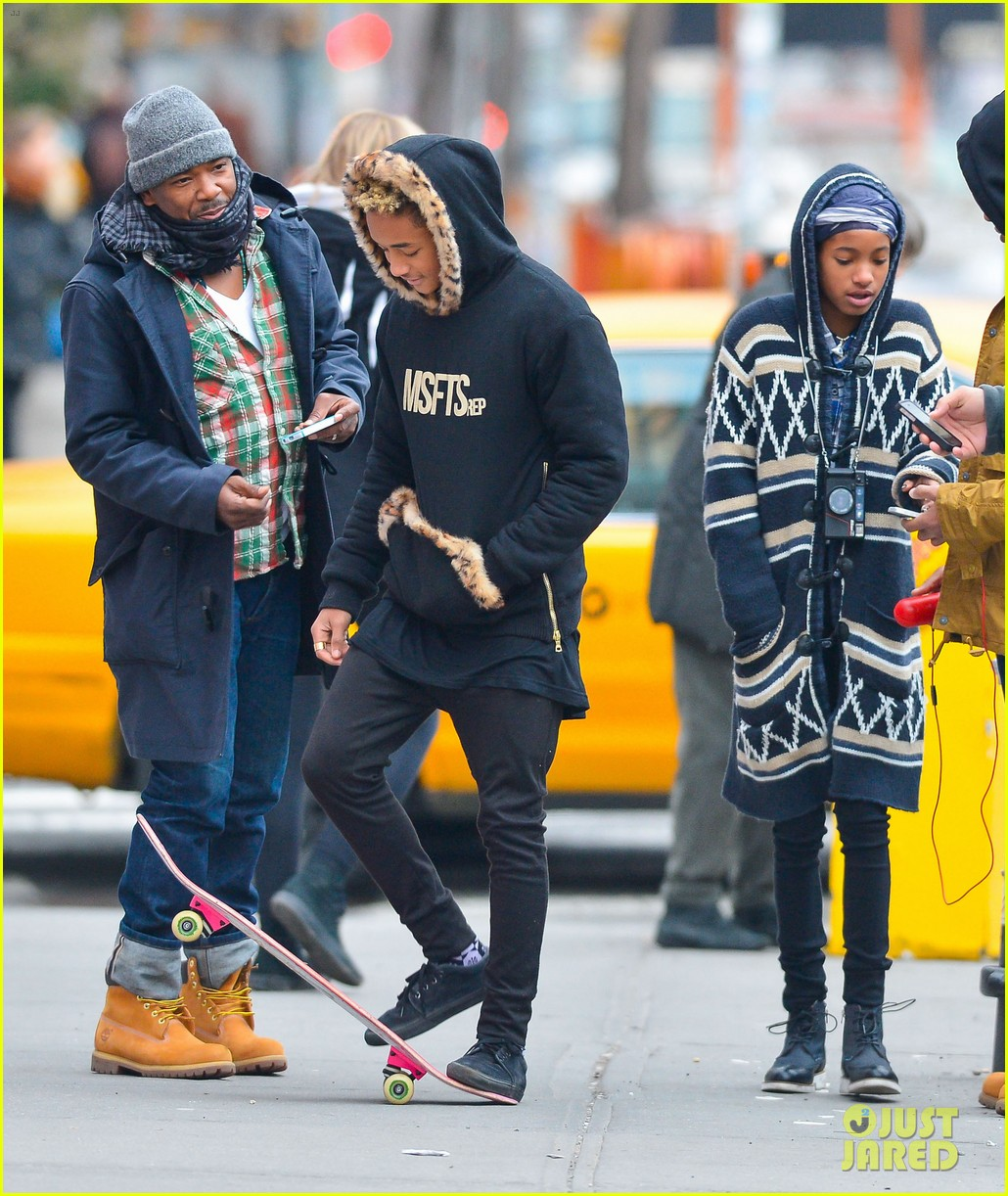 willow jaden smith video shoot in new york 052820968