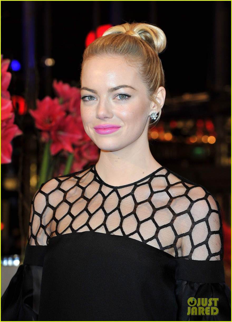 emma stone croods berlin premiere 02