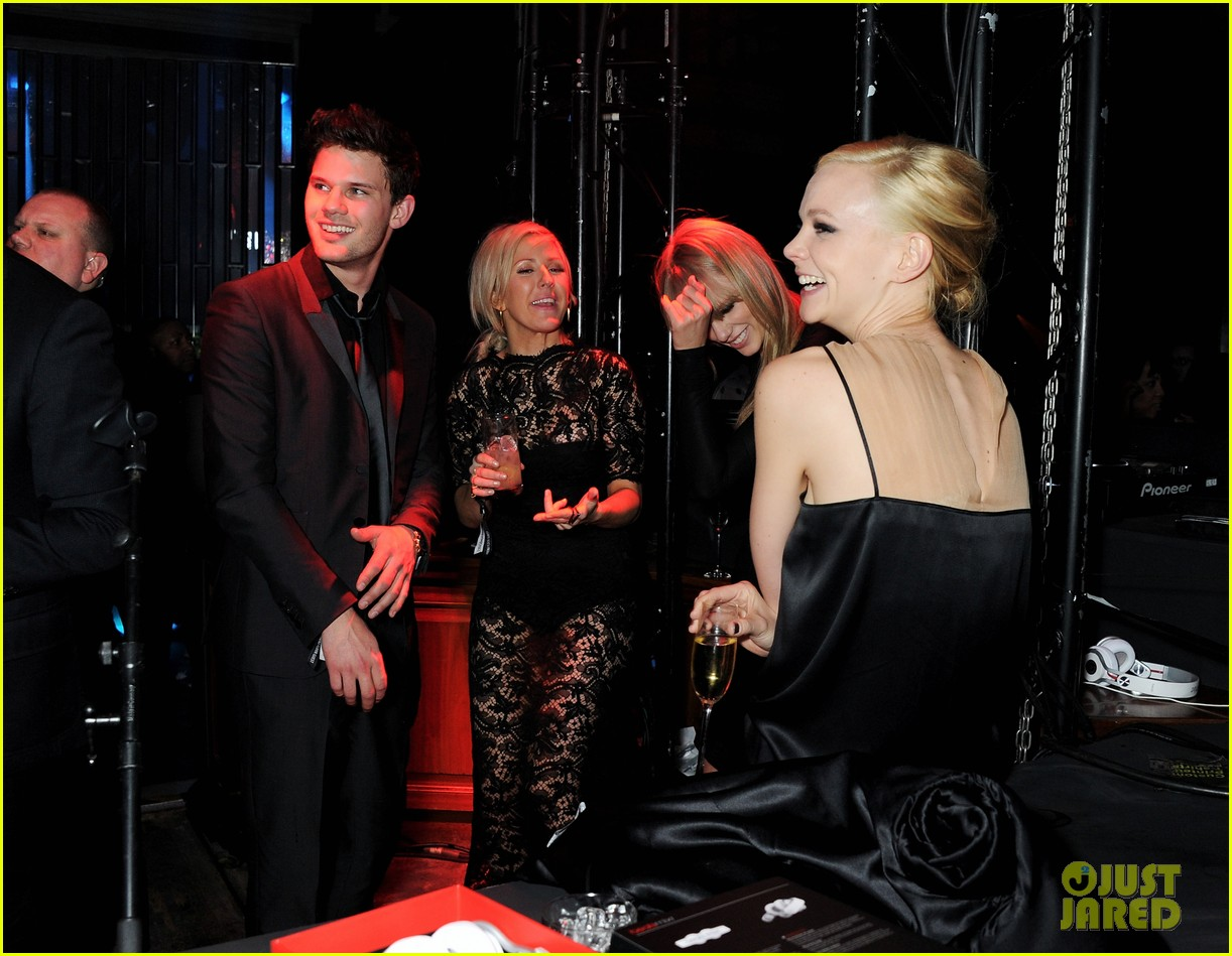 taylor swift carey mulligan brit awards after party gals 05