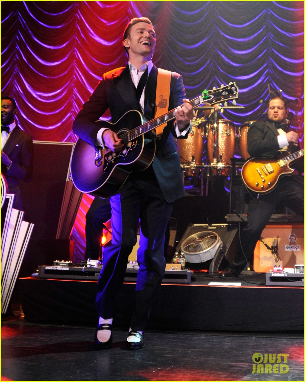 justin timberlake hollywood palladium concert video pics 03