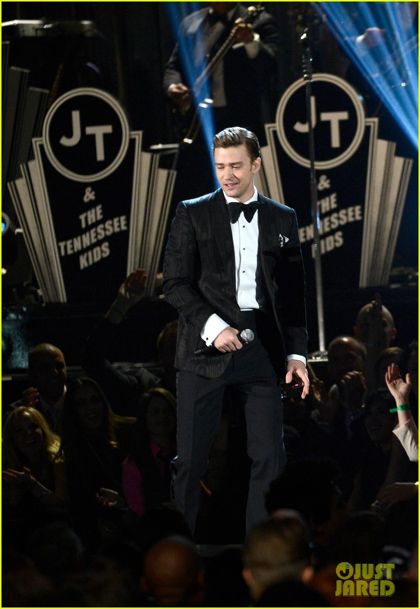 justin timberlake grammys 2013 performance watch now 062809474