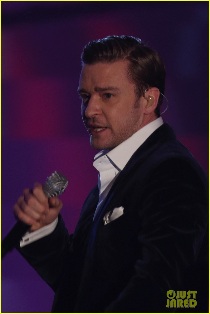 justin timberlake performs mirrors on wetten dass 20