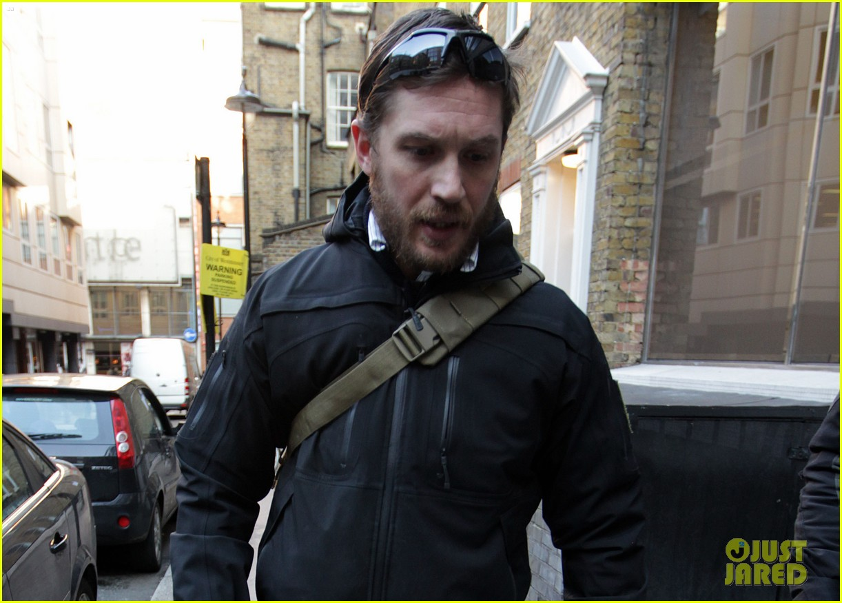 tom hardy london meeting man 042815780