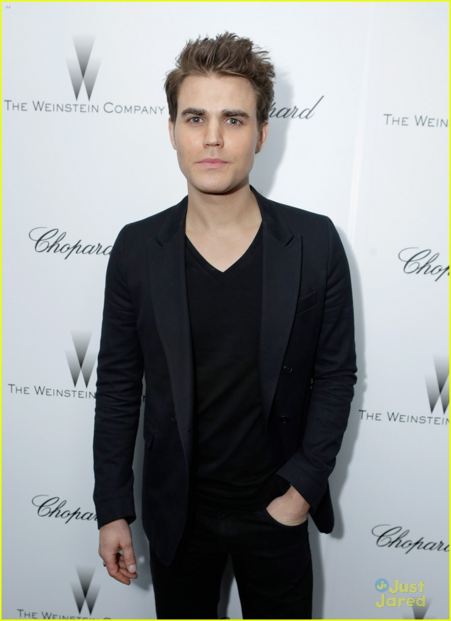 nina dobrev ian somerhalder weinstein pre oscars party with paul wesley 13