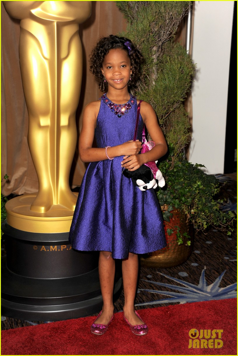 quvenzhane wallis oscar nominees luncheon 2013 062804799