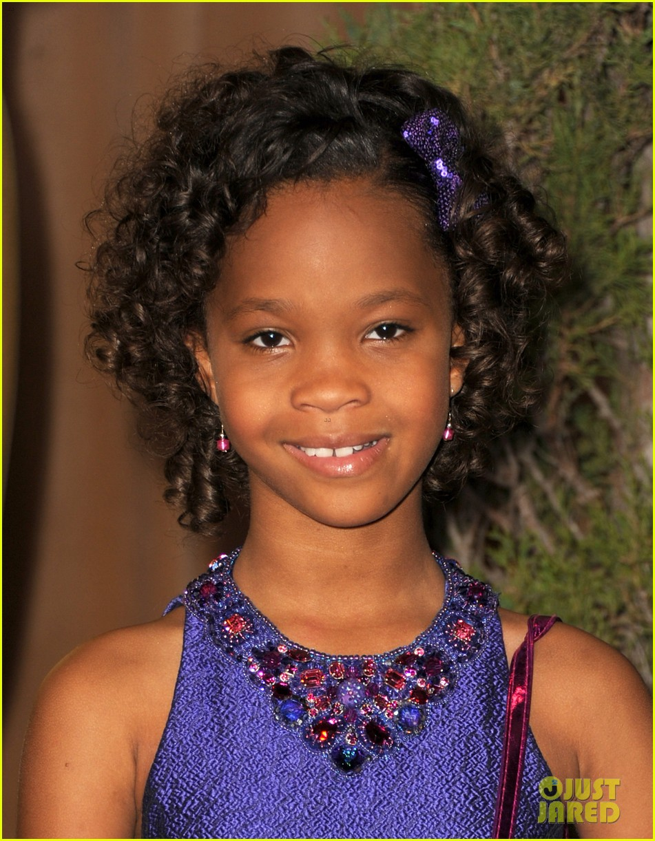 quvenzhane wallis oscar nominees luncheon 2013 07