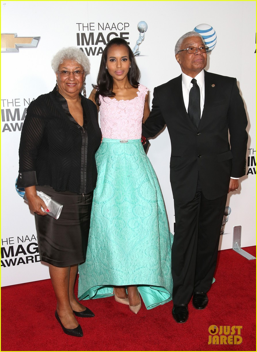 Kerry Washington Parents Ethnicity