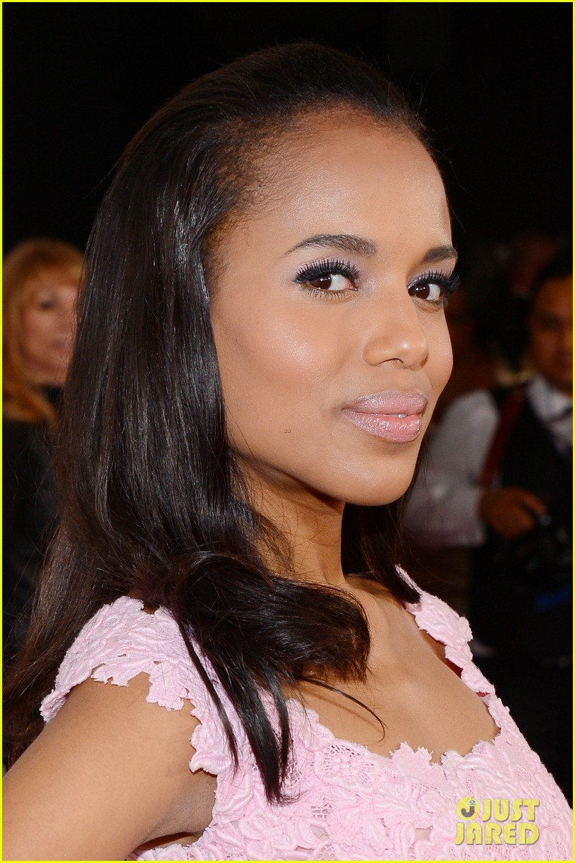 kerry washington naacp image awards 2013 red carpet 11