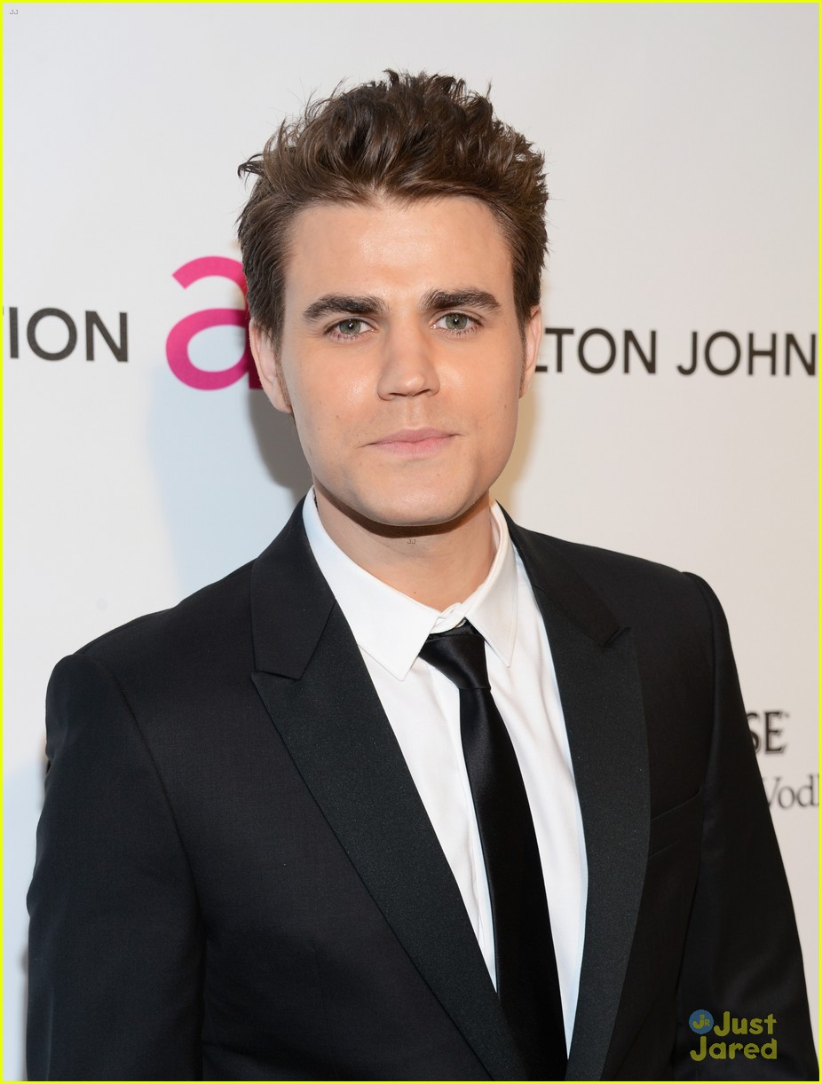 paul wesley ryan kwanten elton john oscars party 2013 02