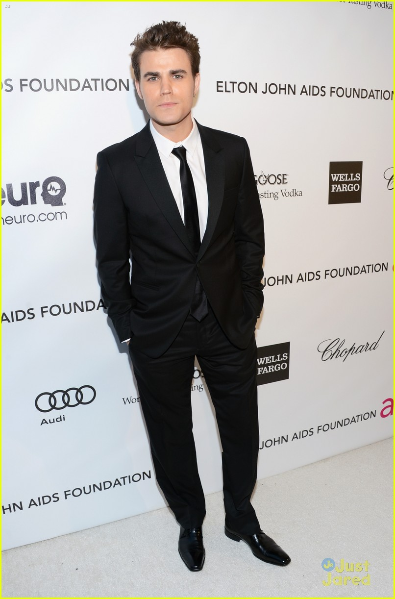 paul wesley ryan kwanten elton john oscars party 2013 10
