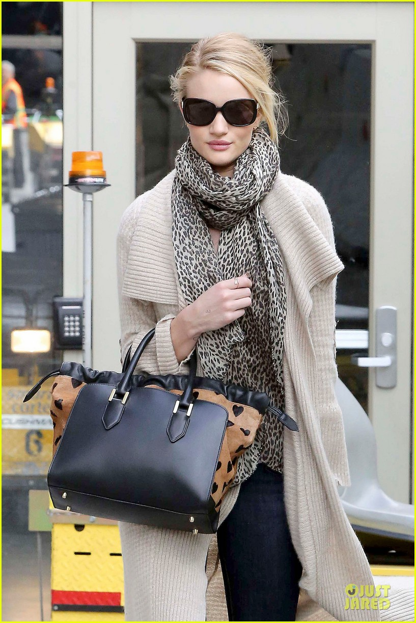 rosie huntington whiteley la london style are different 09