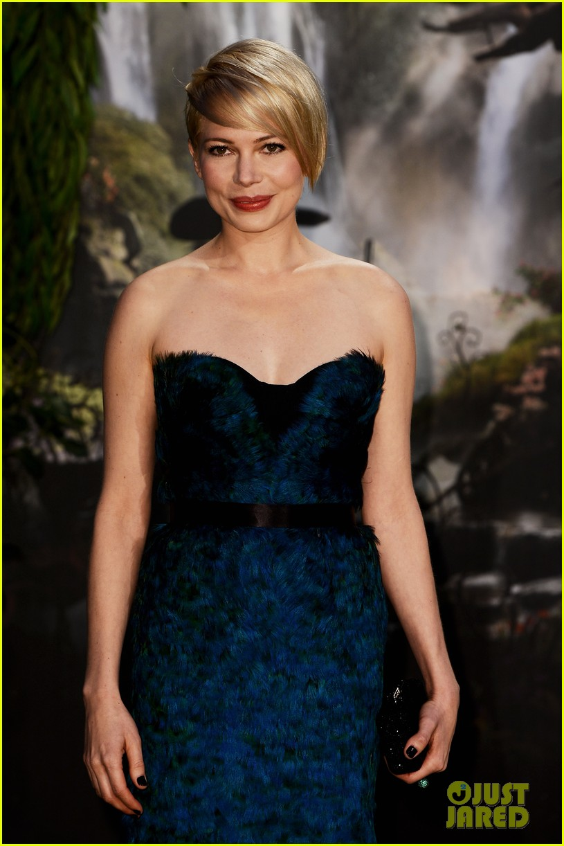 michelle williams rachel weisz oz great powerful uk premiere 06
