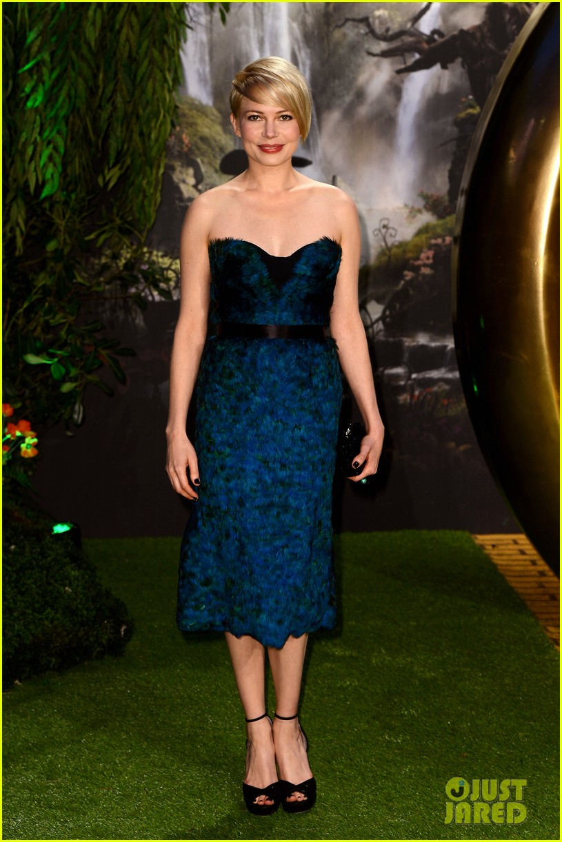 michelle williams rachel weisz oz great powerful uk premiere 142822392