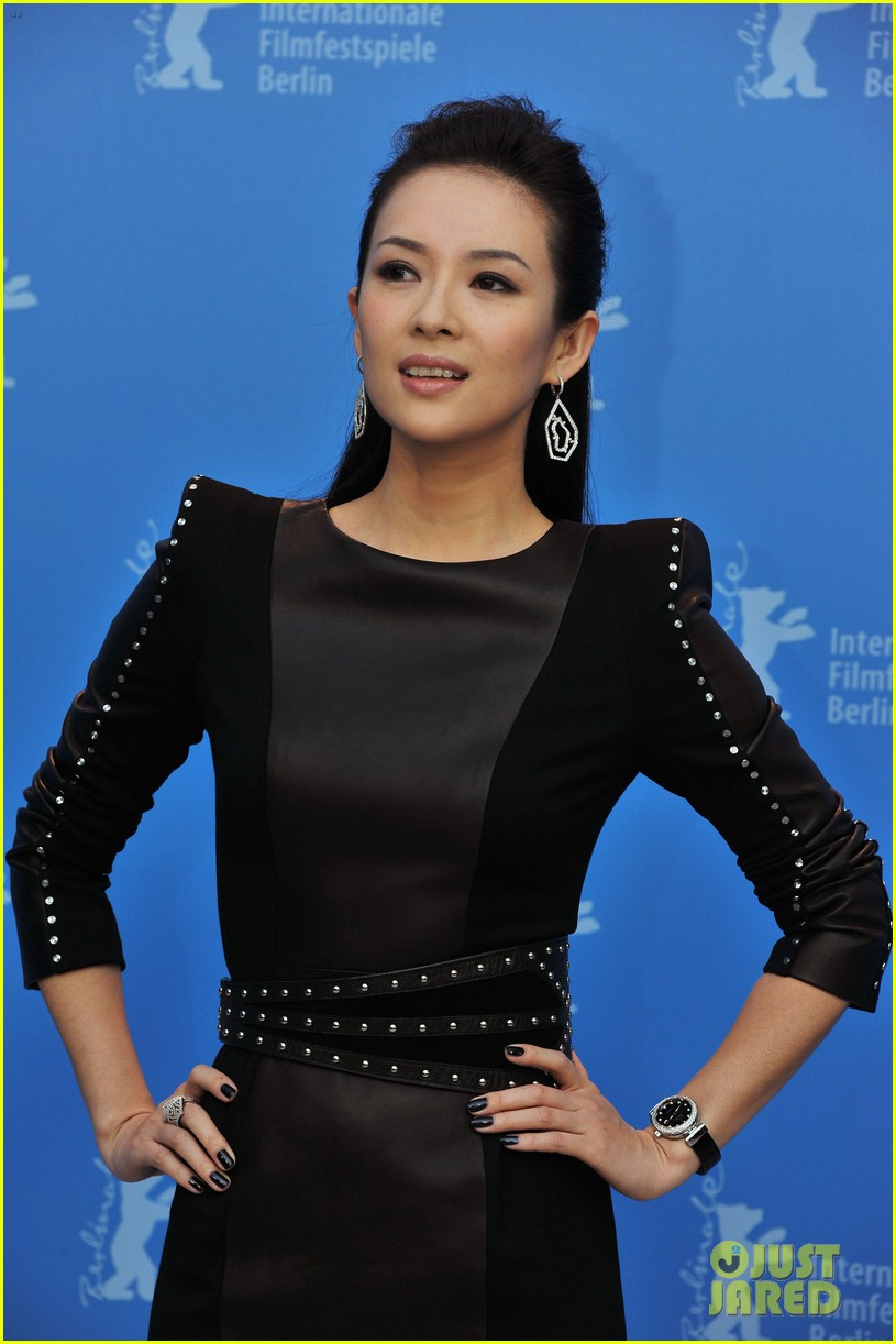 ziyi zhang grandmaster premiere photo call in berlin 16