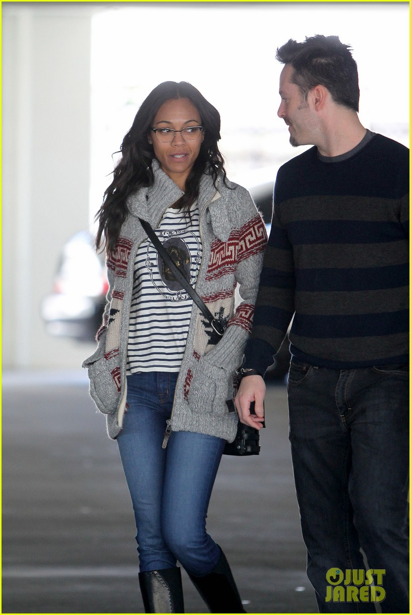 zoe saldana beverly hills beauty 13