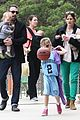 ben affleck jennifer garner family park day 33
