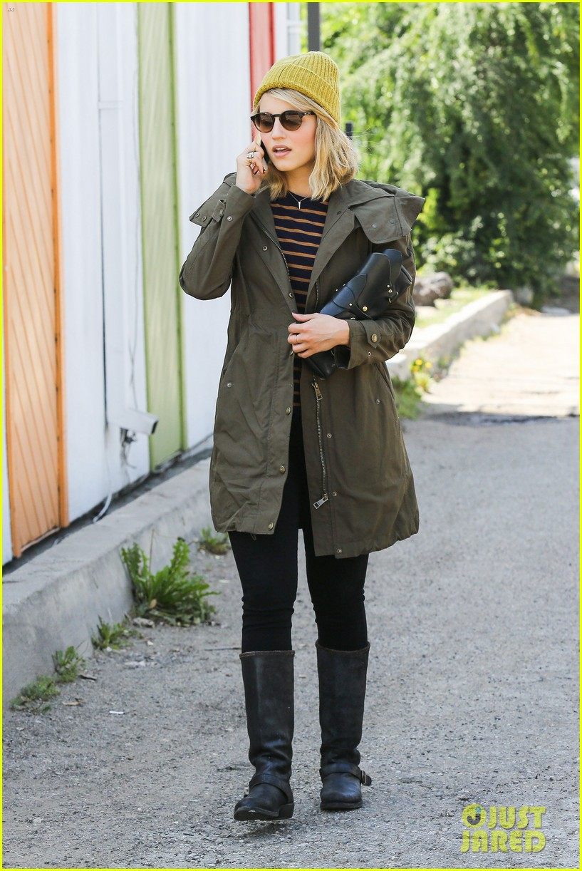 dianna agron heres to showing your love 10