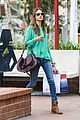 alessandra ambrosio fred segal shopper 38