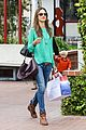 alessandra ambrosio fred segal shopper 40