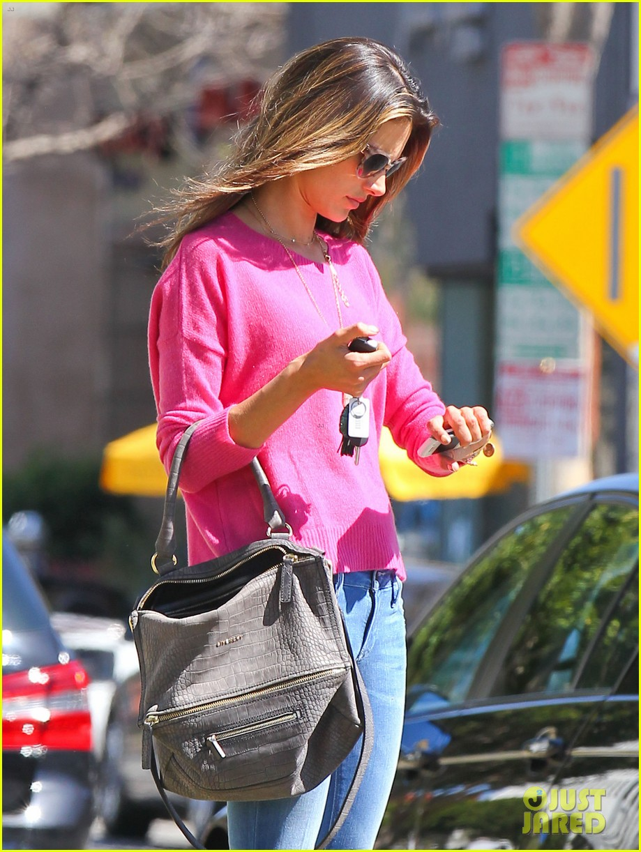 alessandra ambrosio candice swanepoel separate solo outings 07