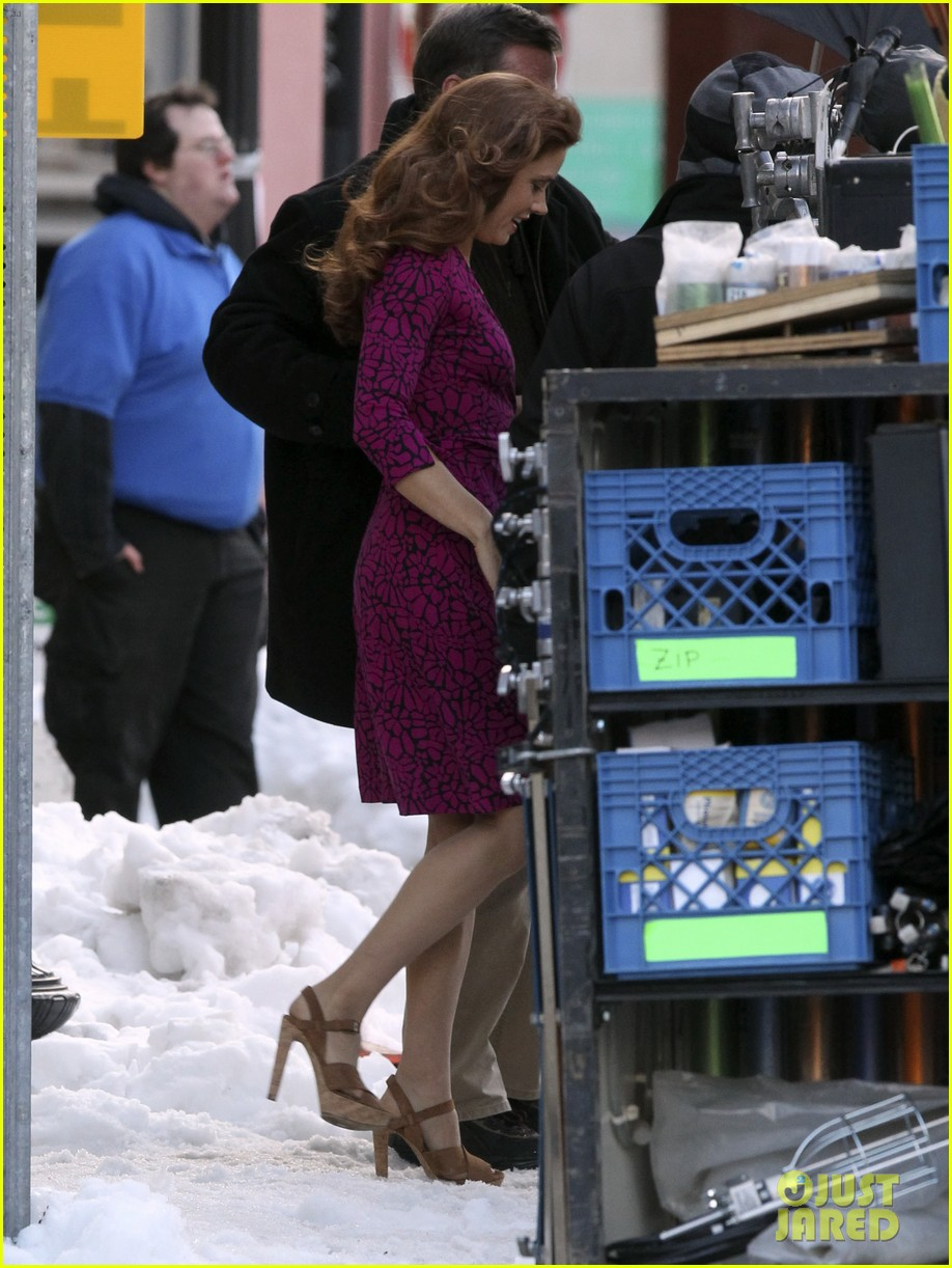 amy adams christian bale boston filming duo 03