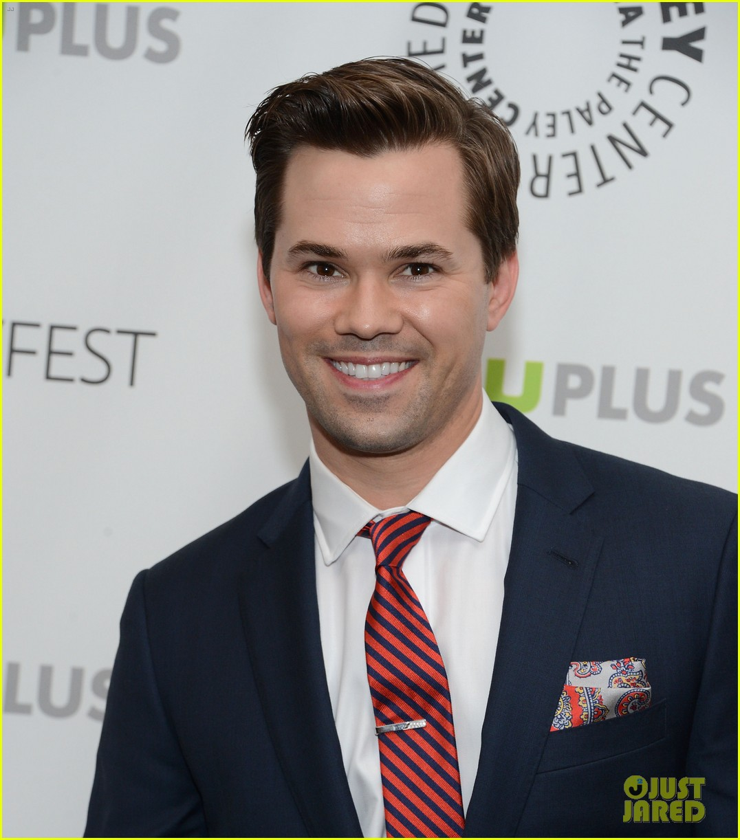justin bartha andrew rannells new normal at paleyfest 152826550