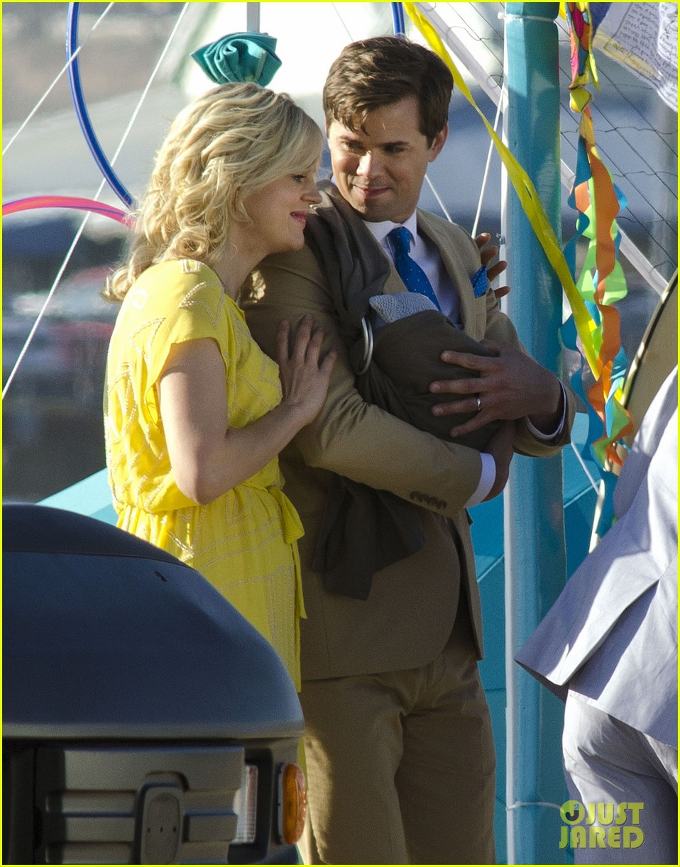andrew rannells justin bartha new normal beach filming 14